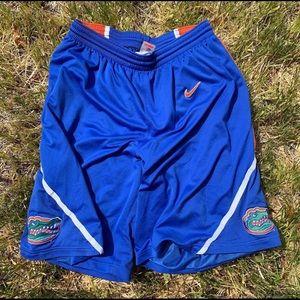 Vintage Florida Gator Basketball Shorts